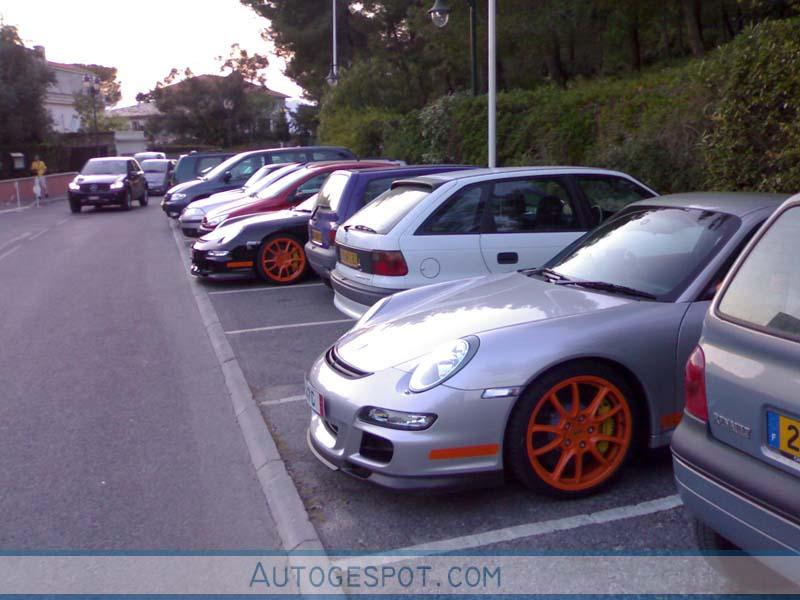 porsche 997 gt3 rs mki 12 april 2007 autogespot. Black Bedroom Furniture Sets. Home Design Ideas