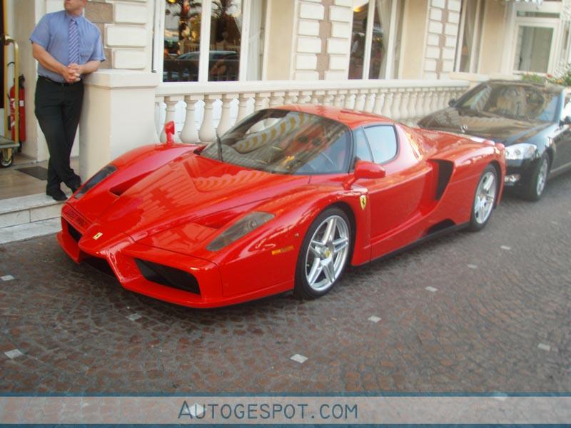 Ferrari Enzo Ferrari 23 July 2007 Autogespot