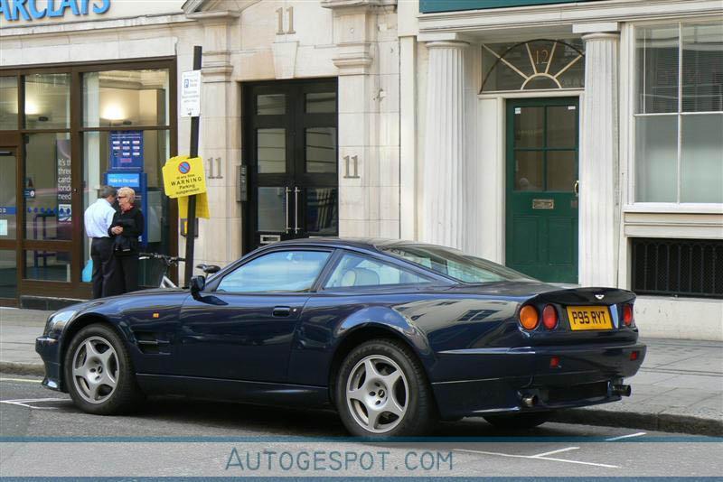 Aston Martin V8 Vantage V600 - 24 September 2007 - Autogespot