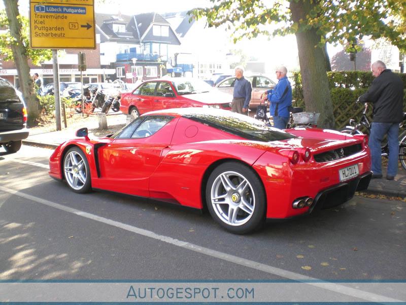 Ferrari Enzo Ferrari 6 October 2007 Autogespot