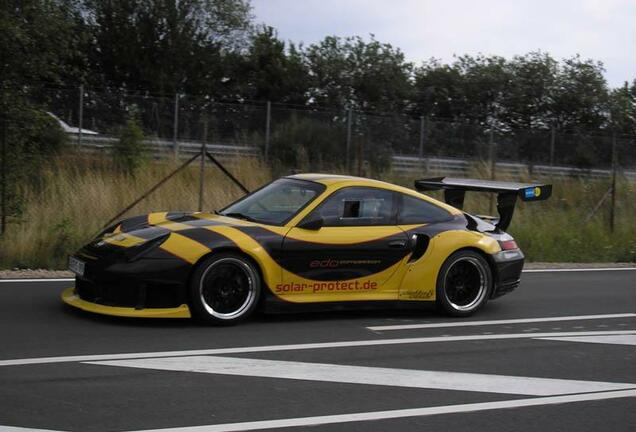 Porsche 996 GT2 RS Edo Competition
