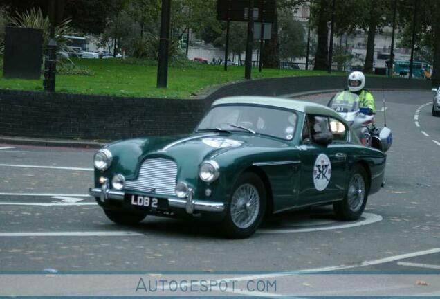 Aston Martin DB2/4 MKII