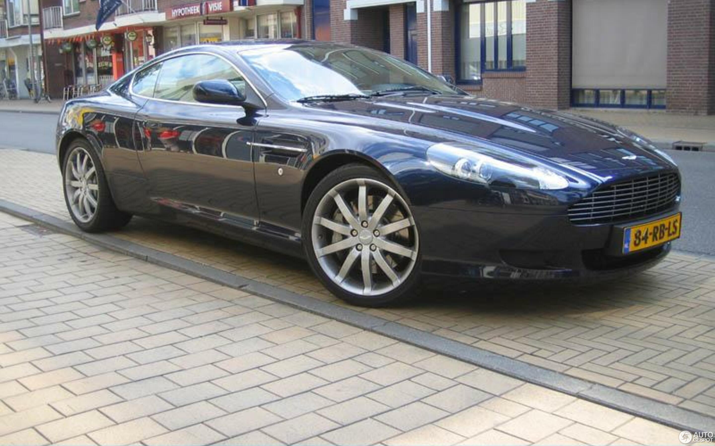 Aston Martin Db9 19 January 2007 Autogespot