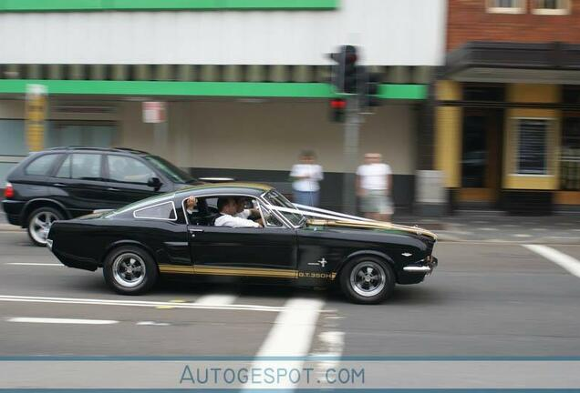 Ford Mustang Shelby G.T. 350H