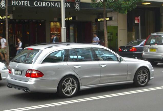 Mercedes-Benz E 55 AMG Combi