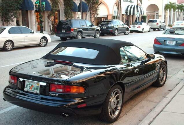 Aston Martin DB7 Volante Neiman Marcus Edition