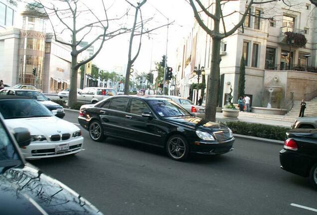 Mercedes-Benz S 65 AMG W220