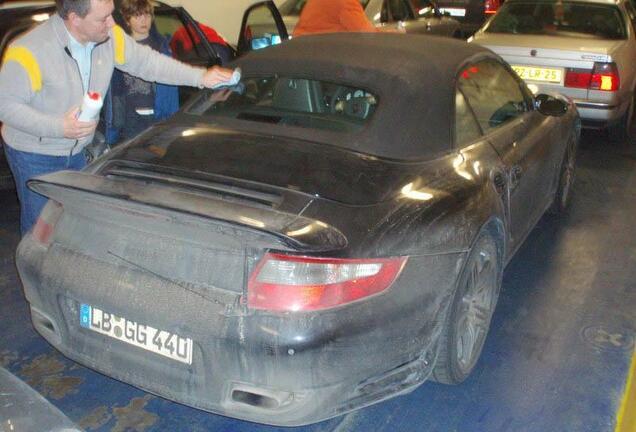 Porsche 997 Turbo Cabriolet MkI