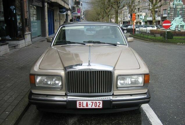 Bentley Mulsanne S LWB