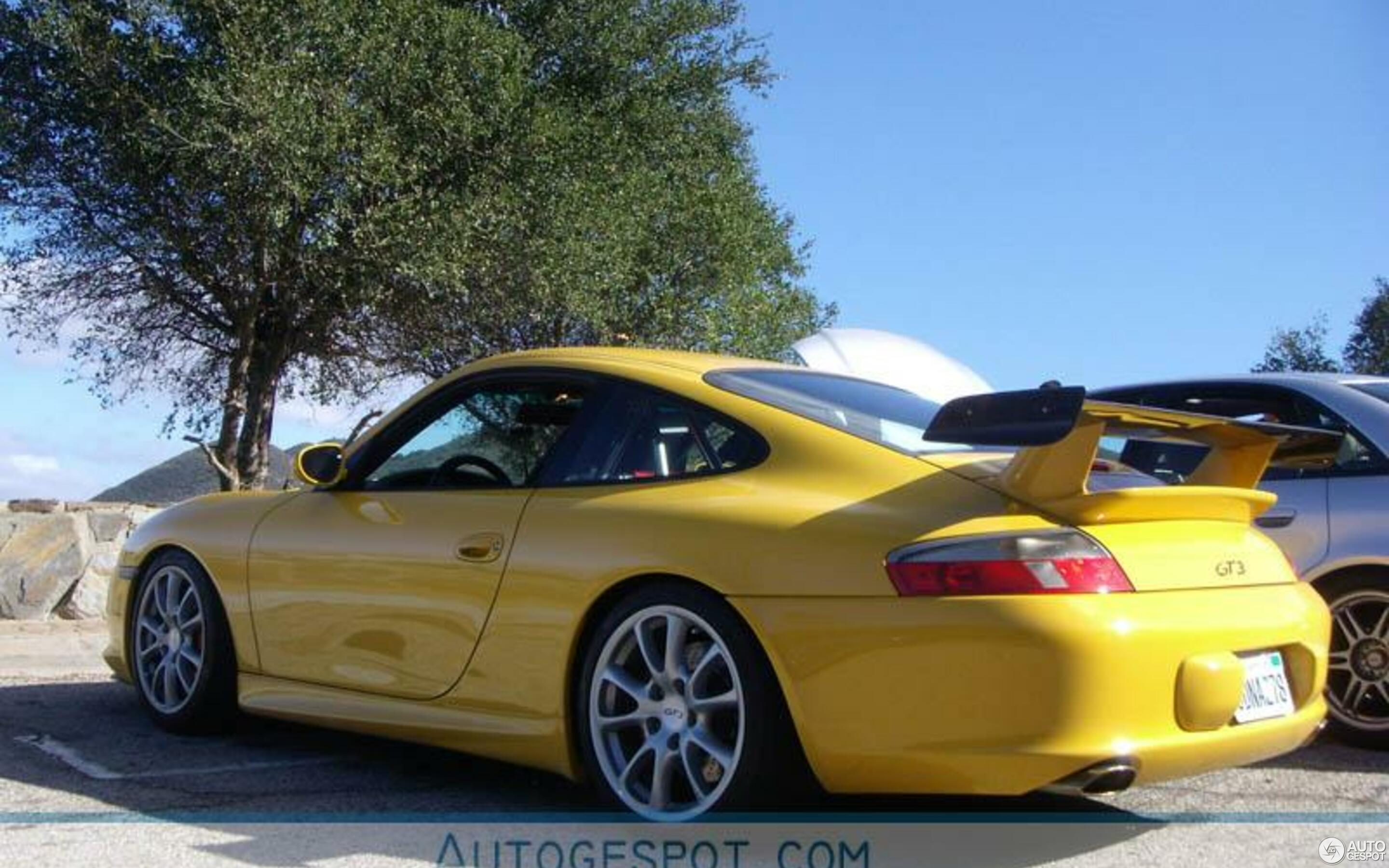 Porsche Woodland Hills >> Porsche 996 GT3 Clubsport - 21 March 2007 - Autogespot