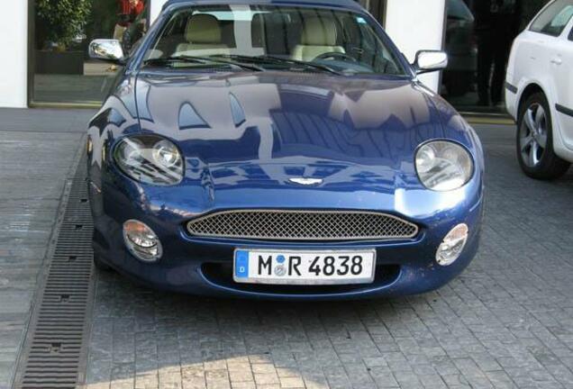 Aston Martin DB7 Vantage Volante Jubilee Limited Edition