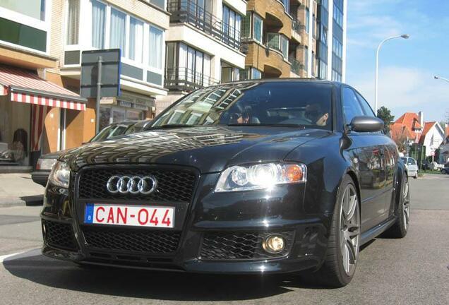 Audi MTM RS4 K530