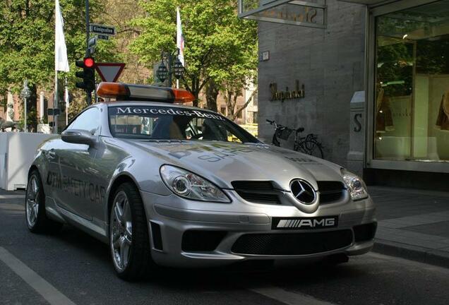 Mercedes-Benz SLK 55 AMG R171 Safety Car