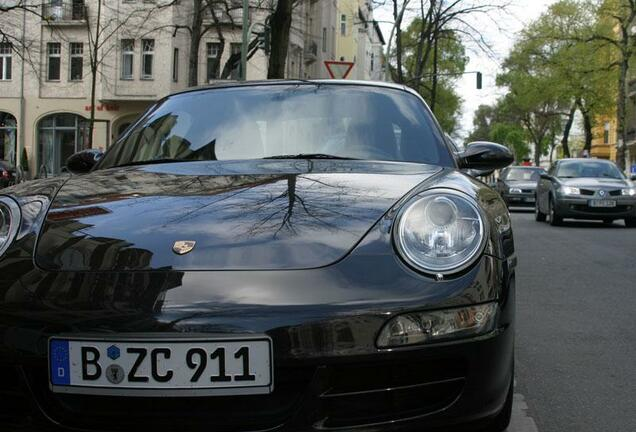 Porsche 997 Carrera S MkI