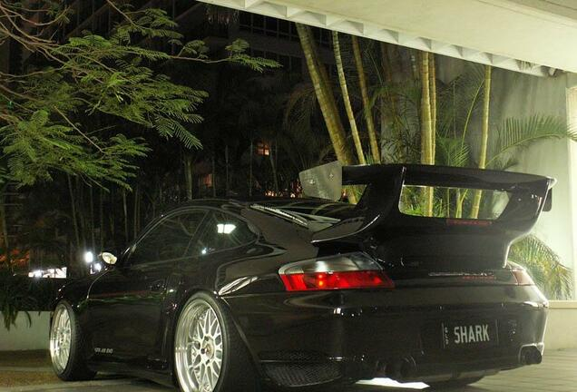 Gemballa 996 GTR 650 EVO