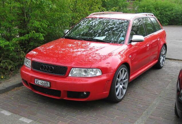 Audi Sportec RS480
