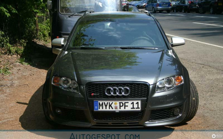 Audi RS4 Avant B7 - 4 Mai 2007 - Autogespot