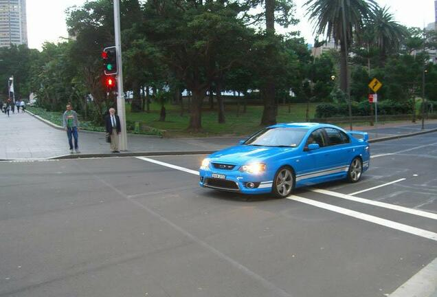 Ford FPV BF MkII GT