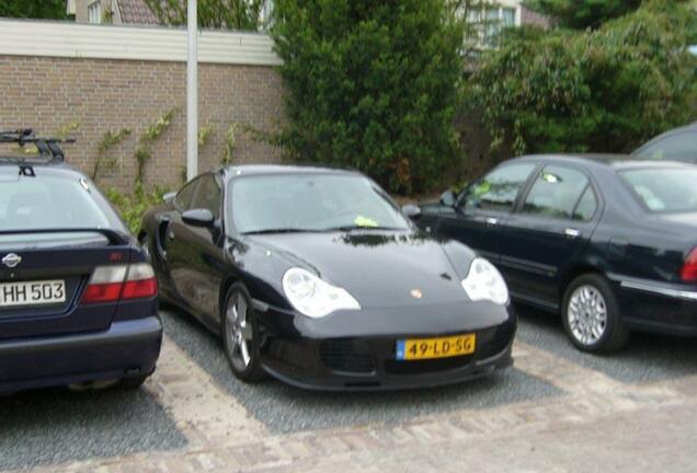 Porsche 996 Turbo S