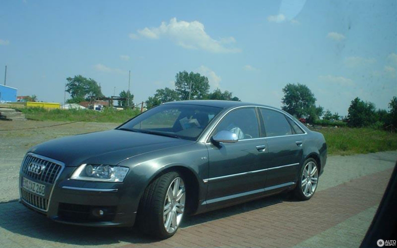 Audi S8 D3 - 9 juni 2007 - Autogespot