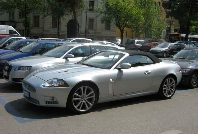 Jaguar XKR Convertible 2006