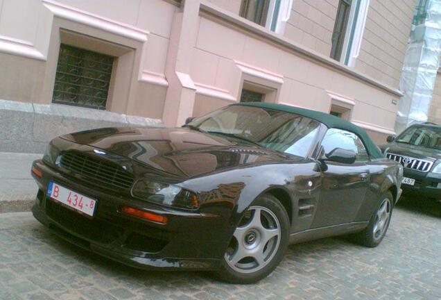 Aston Martin V8 Vantage Volante Special Edition 2000