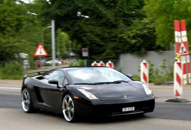 Lamborghini Gallardo ItalCarDesign