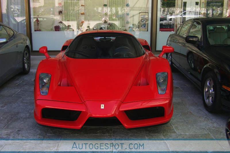 Ferrari Enzo Ferrari 16 July 2007 Autogespot
