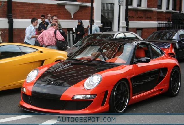 Gemballa Avalanche GT2 600 EVO