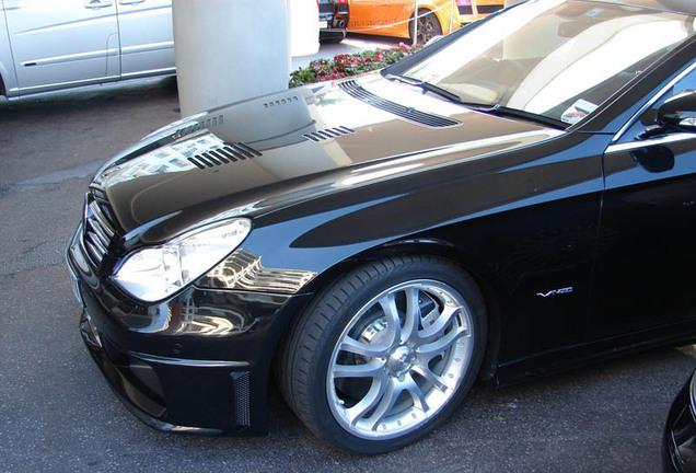 Mercedes-Benz Brabus CLS Rocket V12 Biturbo