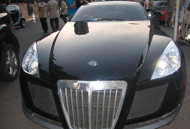 Maybach Exelero Concept Car