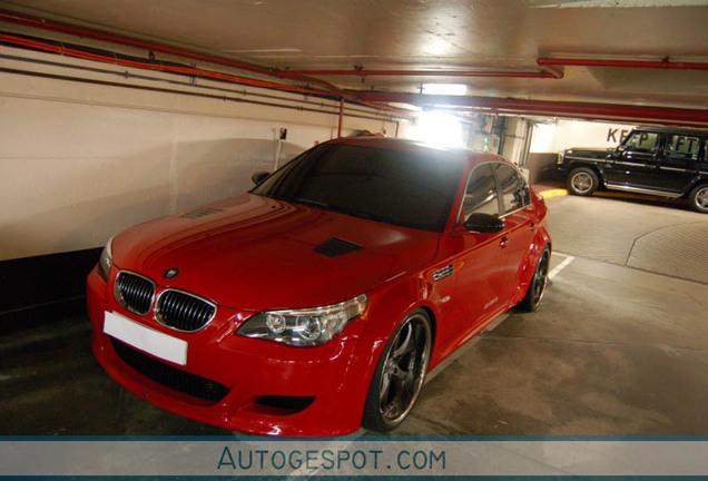 BMW Lumma CLR 500 RS