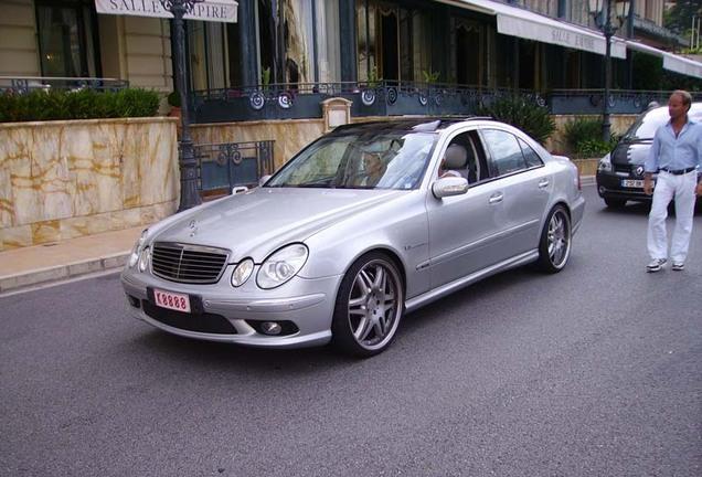 Mercedes-Benz Brabus E K8