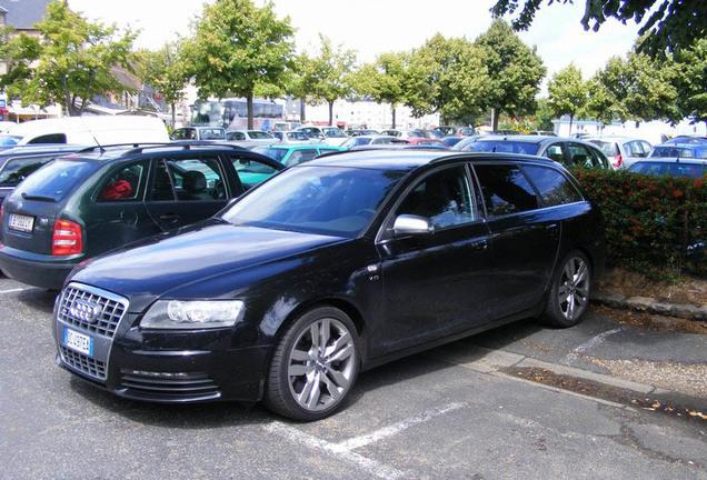 Audi S6 Avant C6