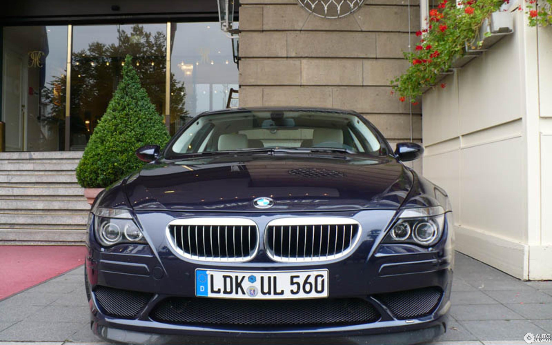 BMW G-Power M6 E63