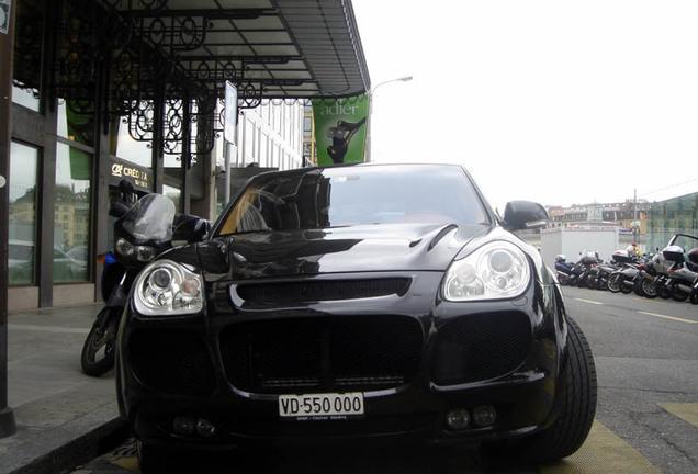 Gemballa 955 Biturbo GT550