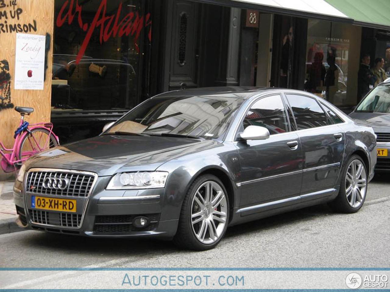 Audi S8 D3 - 27 september 2007 - Autogespot