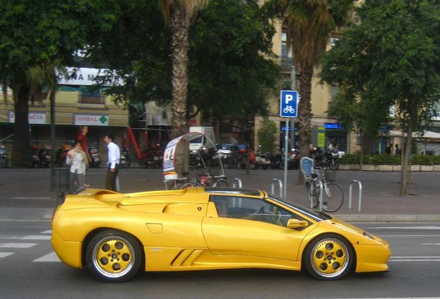 Lamborghini Affolter Diablo Evolution Roadster