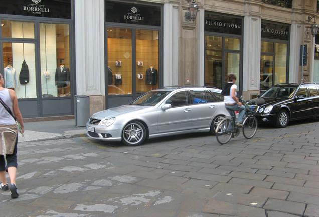 Mercedes-Benz C 55 AMG Combi