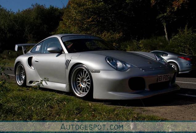 Porsche 996 PSI RTS