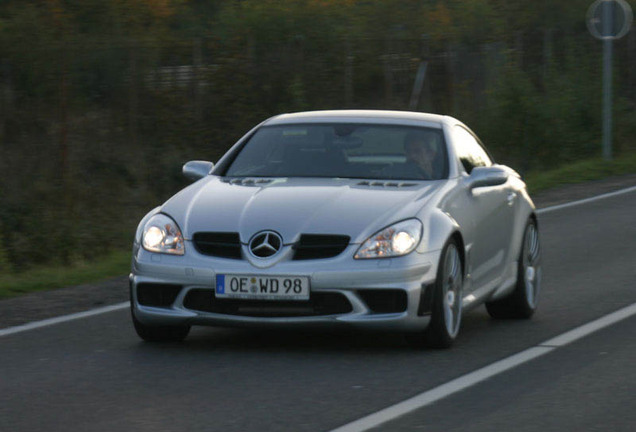 Mercedes-Benz SLK 55 AMG R171 Black Series