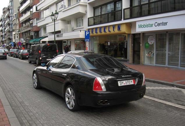 Maserati Quattroporte Sport GT