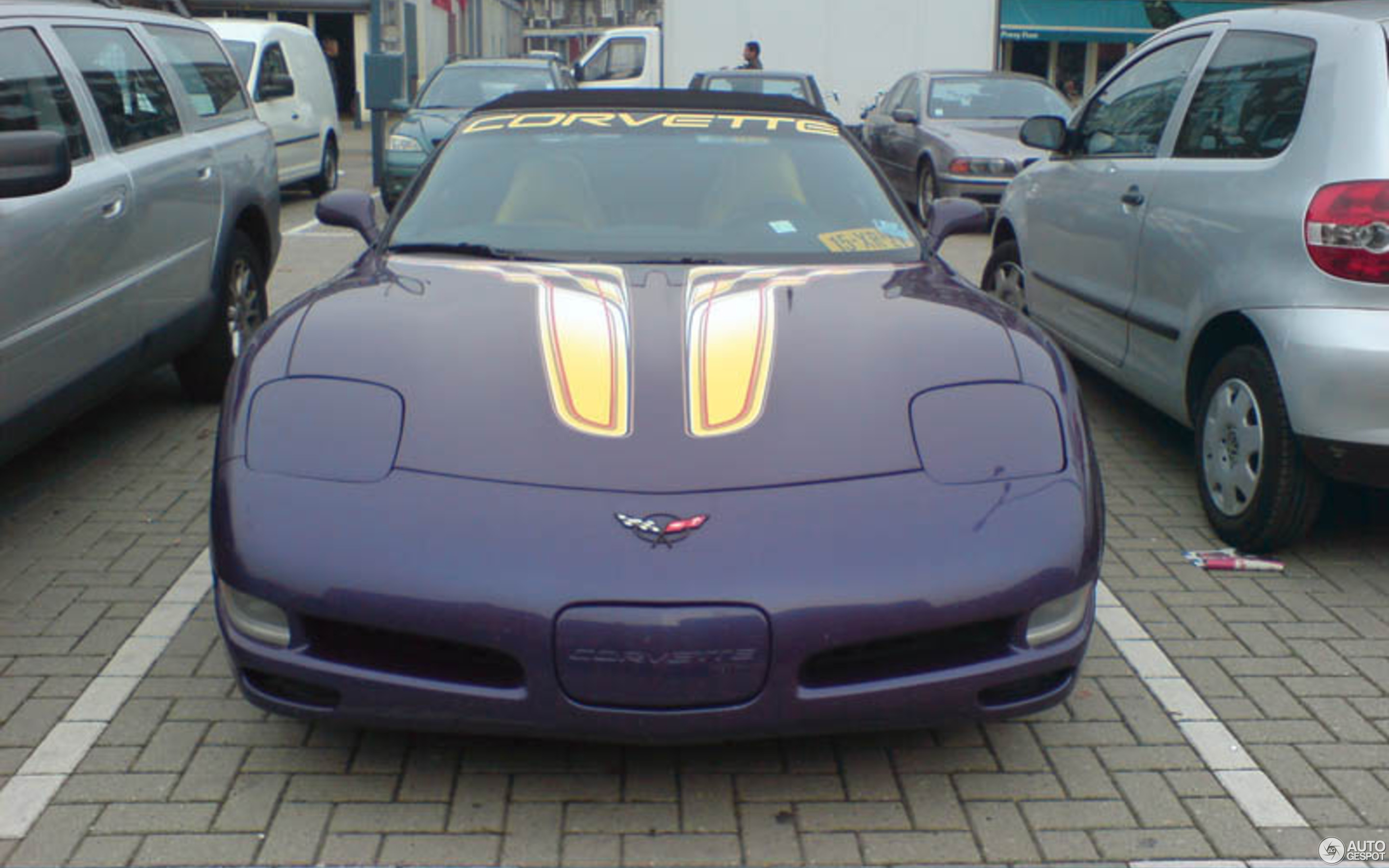 Chevrolet Corvette C5 Indy Pace-Car