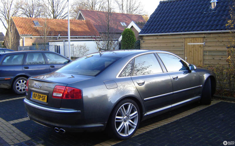 Audi S8 D3 - 6 november 2007 - Autogespot
