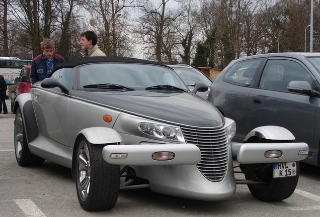 Plymouth Prowler Black Tie Edition