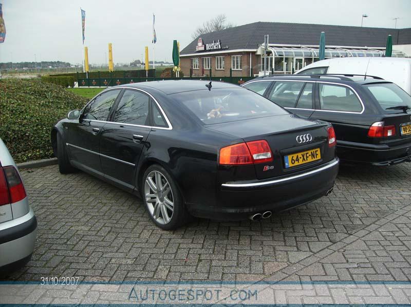 Audi S8 D3 - 5 December 2007 - Autogespot